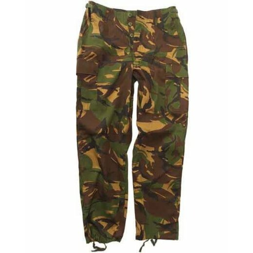US Ranger Tarnhose Dutch Camo in Größe XXL
